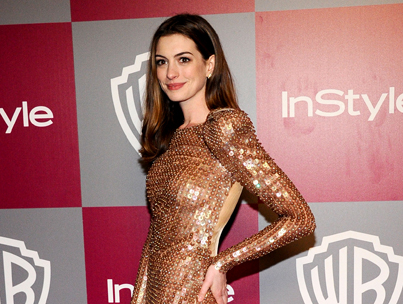 Anne Hathaway Cast as Catwoman in 'Dark Knight Rises