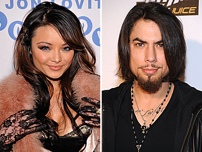 Tila Tequila and Dave Navarro 'Just Friends,' Says Rep