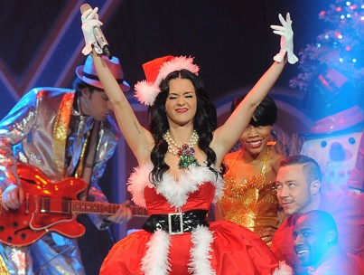 Katy Perry Announces New U.S. Tour Dates
