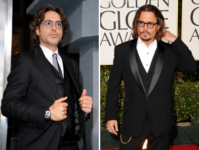 Johnny Depp to Replace Robert Downey Jr. in 'Wizard of Oz' Remake?