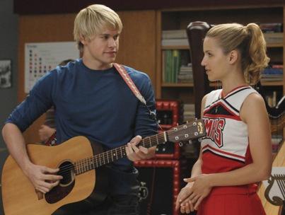 'Glee' Spoiler: Who's Breaking Up?
