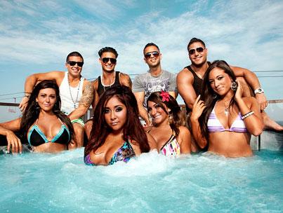 'Jersey Shore' Headed to Italy for Season 4
