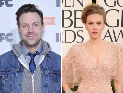 Scarlett Johansson Not Dating Jason Sudeikis, Says Rep
