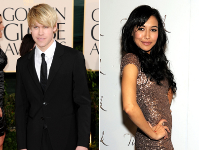 New Couple Alert: Chord Overstreet and Naya River