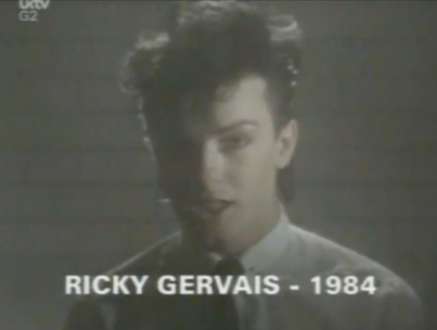 Ricky Gervais' 80s Music Video